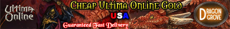 Ultima Online artifacts UO Gold on 2